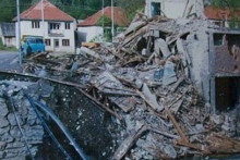 Последице НАТО бомбардовања Мурина прије 22 године