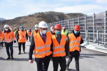 Министар Бојанић са представницима ЦРБЦ-а