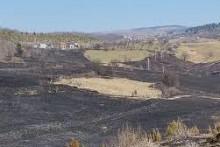 Опожарена подручја на простору општине Пљевља