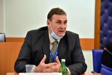 Sjednica administrativnog odbora, administrativni odbor, Veselin Vujanovic