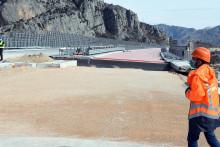 Изградња аутопута почела 2015. године