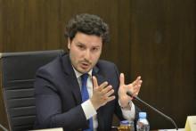 Debata o tuzilackim zakonima, Dritan Abazovic, potpredsednik vlade Crne Gore