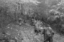 Партиѕани на Сутјесци 1943.г (ФОТО: YU хисторија)