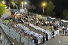 У трагедији у Израелу погинуло преко 44 особе