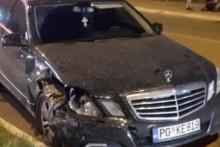<p>Возило Владе Црне Горе</p>