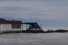 <p>Уништени објекти на Ади Бојани</p>