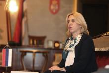 <p>Жељка Цвијановић</p>