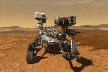 <p>НАСА на Марсу</p>