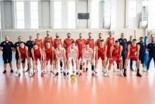 <p>Одбојкашка репрезентација Црне Горе</p>