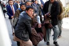<p>Napad na školu, Kabul</p>