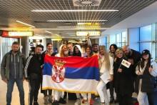 <p>Представнице Србије пошле у Ротердам</p>