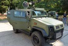 """<p>""""Машана"""" замијенила возила НАТО партнера</p>"""