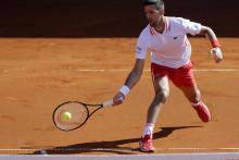 <p>Новак Ђоковић жели нову титулу у Риму</p>