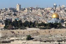 <p>Сукоби у Јерусалиму</p>