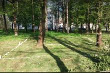 <p>Локација новог дјечјег игралишта у Пљевљима</p>