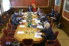 <p>Четврта сједница Одбора за европске интеграције</p>