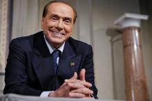 <p>Силвио Берлускони</p>