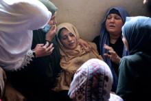 <p>Напад у појасу Газе</p>