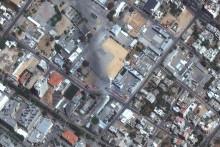 <p>Сукоб Изрела и Хамаса</p>