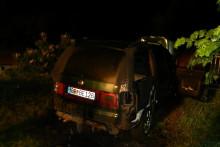 <p>Запаљен аутомобил у Андријевици</p>