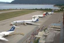 <p>Аеродром Тиват</p>