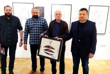 <p>Изложба Никчевићевих дјела</p>