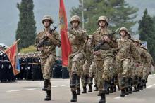 <p>Војска Црне Горе (Илустрација)</p>