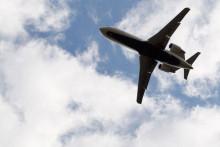 <p>У Бјелорусији принудно приземљен авион</p>