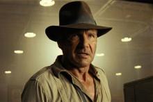 <p>Харисон Форд, шешир Индијана Џоунса</p>
