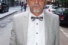 <p>Редитељ Горан Бјелановић</p>