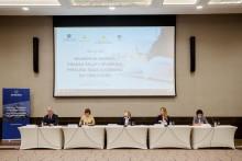 <p>Округли сто: Наjновиjа судска пракса ЕСљП и извршење пресуда Суда у односу на Црну Гору</p>