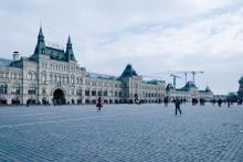 <p>Русија, одлазак дипломата из Прага</p>