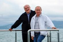 <p>Путин и Лукашенко</p>