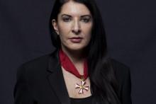 <p>Марина Абрамовић</p>