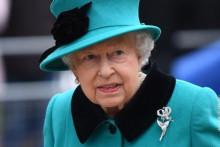 <p>Краљица Елизабета</p>