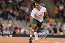 <p>Роџер Федерер подигао форму</p>