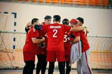 <p>Црногорски голбалисти</p>