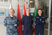 <p>Припадници Морнарице Војске Црне Горе на вјежби у Словенији</p>