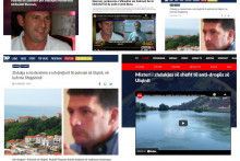 <p>Албански медији</p>