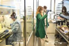 <p>Лабораторија за ПЦР тестове</p>