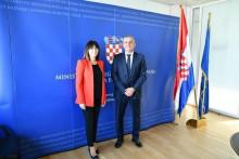 <p>Бојанић у Загребу</p>