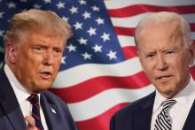 <p>Трамп и Бајден</p>