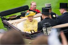 <p>Краљица Елизабета Друга</p>