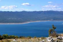 <p>Билећко језеро</p>