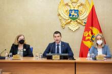 <p>Регионална конференциjу парламентарки у Jугоисточноj Европи</p>