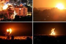 <p>Прекинутп примирје, Појас Газе</p>