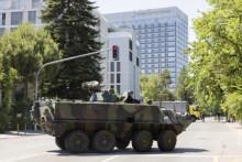<p>Женева под опсадом због сусрета два предсједника</p>