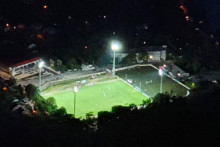 <p>Стадион Бокеља</p>