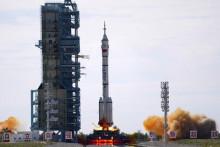 <p>Лансирање кинеске ракете</p>