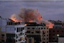 <p>Нови напад на Појас Газе</p>